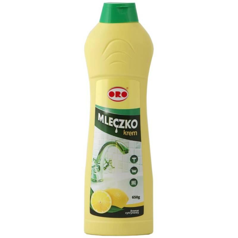 Mleczko - krem do czysz. cytrynowe 500 ml