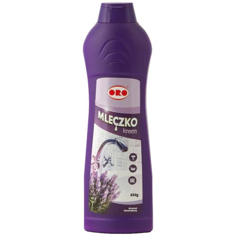Mleczko - krem do czysz. lawendowe 500 ml
