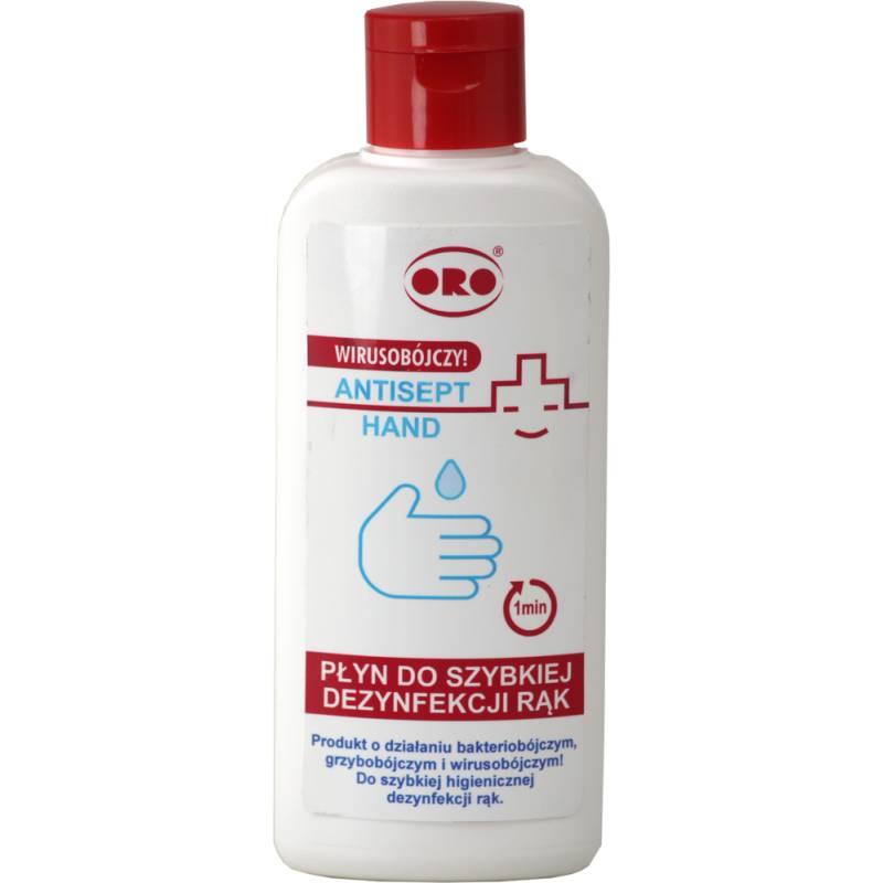 Płyn do szybkiej dezynfekcji rąk, 150 ml