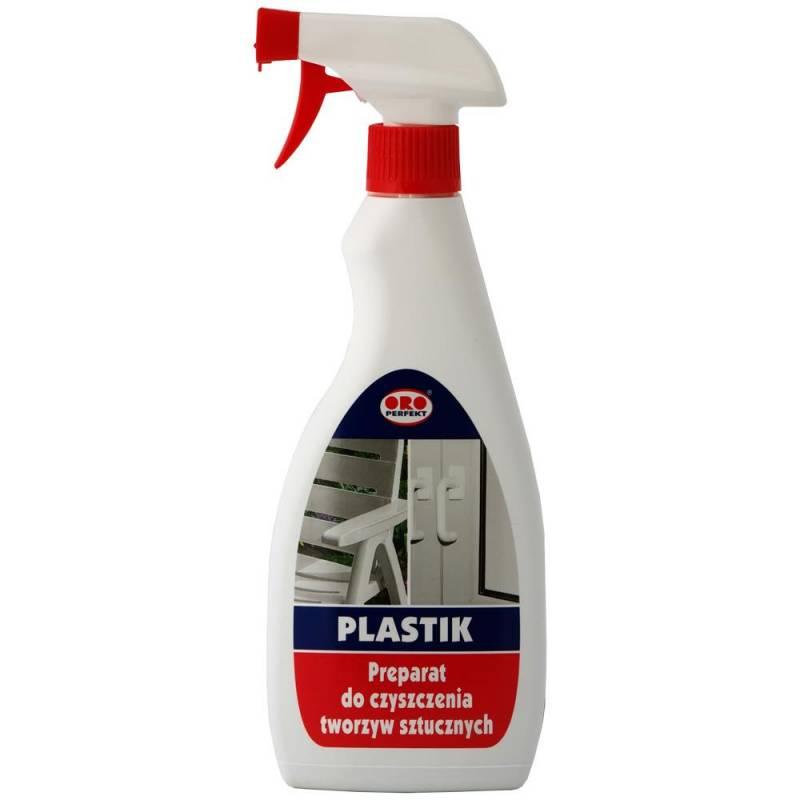Prep. do czyszczenia tworzyw sztucz. 500 ml